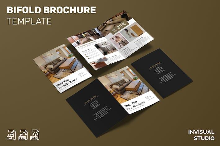 Thumbnail for Modèle de Brochure Bifold