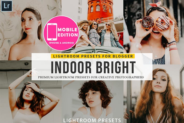 Thumbnail for Indoor Bright Lightroom Mobile & desktop