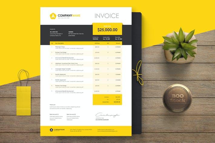 Invoice Template 17