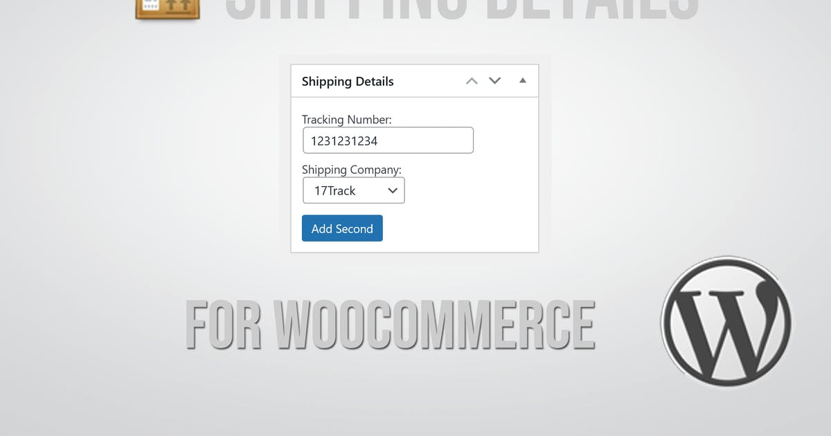 Download Shipping Details Plugin for WooCommerce by patsatech