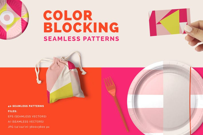 Thumbnail for Color Blocking Patterns