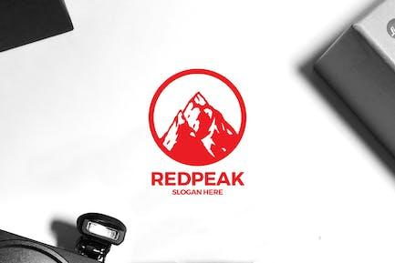 Red Peak Logo
