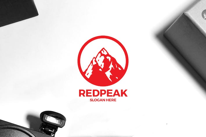 Thumbnail for Red Peak Logo