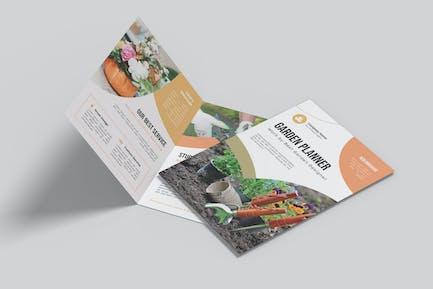Garden Planner Bifold Brochure