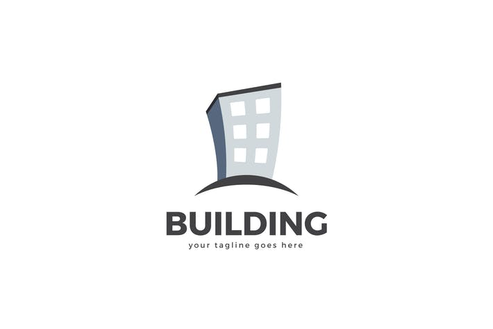 Thumbnail for Building Logo Template