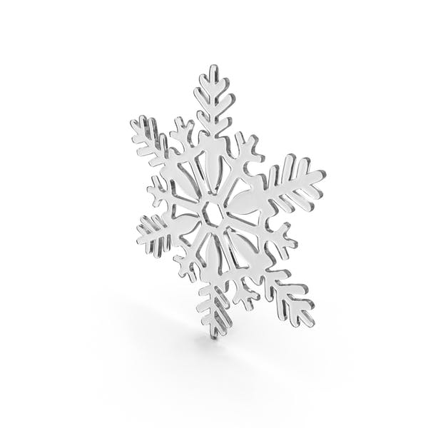 Снежинка Лед