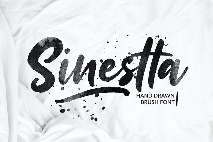 Cover Image For Sinestta
