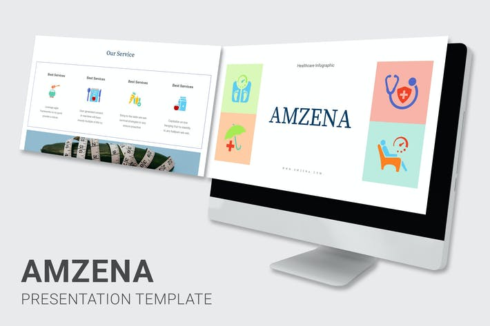 Thumbnail for Amzena - ИнфоKeynote