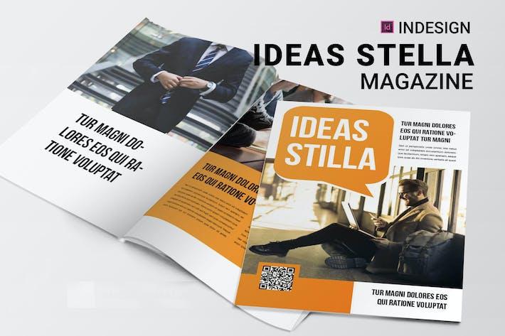 Thumbnail for Ideas Stella | Magazine