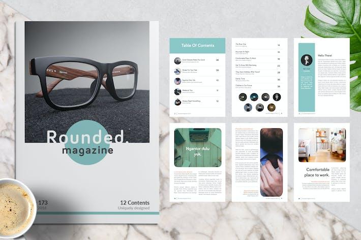 Thumbnail for Rounded Magazine