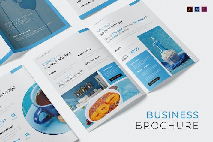 Thumbnail for Brochure Entreprise