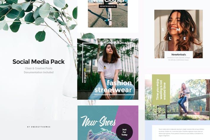 Thumbnail for Social Media Banners - Vol19