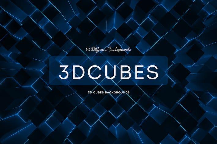 Thumbnail for Fondos 3D Cubos