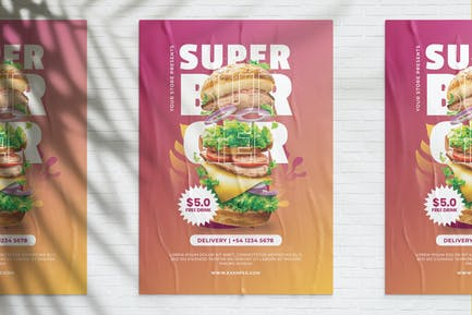 Burger Promotion
