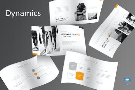 Dynamics - Keynote Template