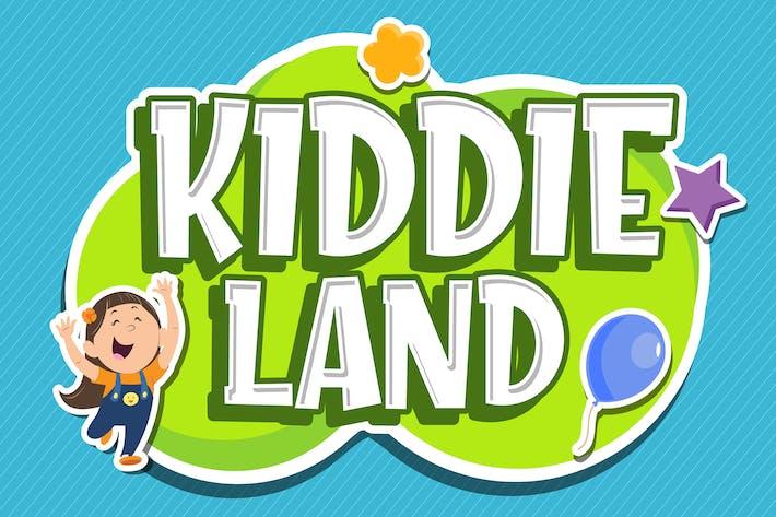 Thumbnail for Kiddie Land