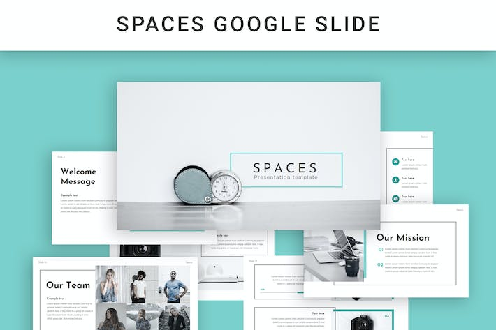 Thumbnail for Spaces Google Slide