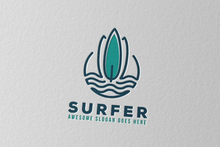 Thumbnail for Surfer