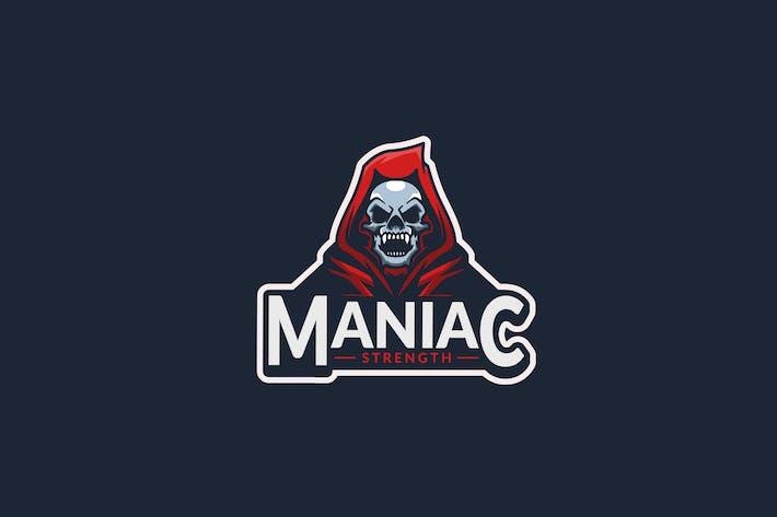 Thumbnail for Skull Logo