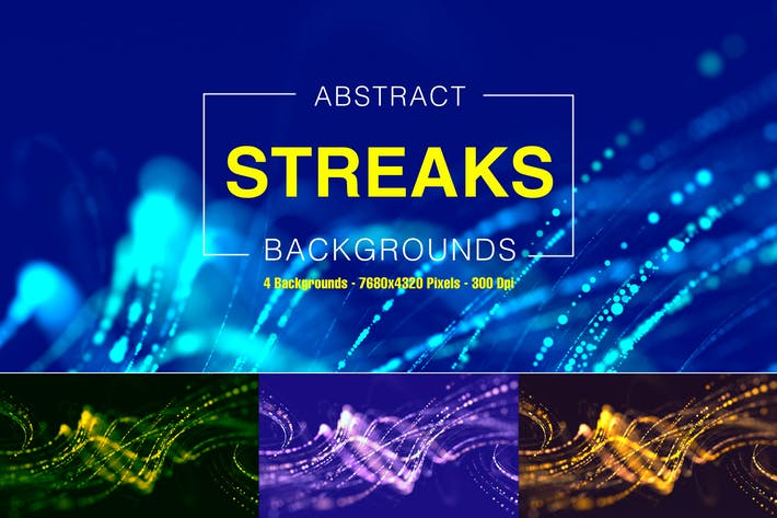 Thumbnail for Abstract Streaks