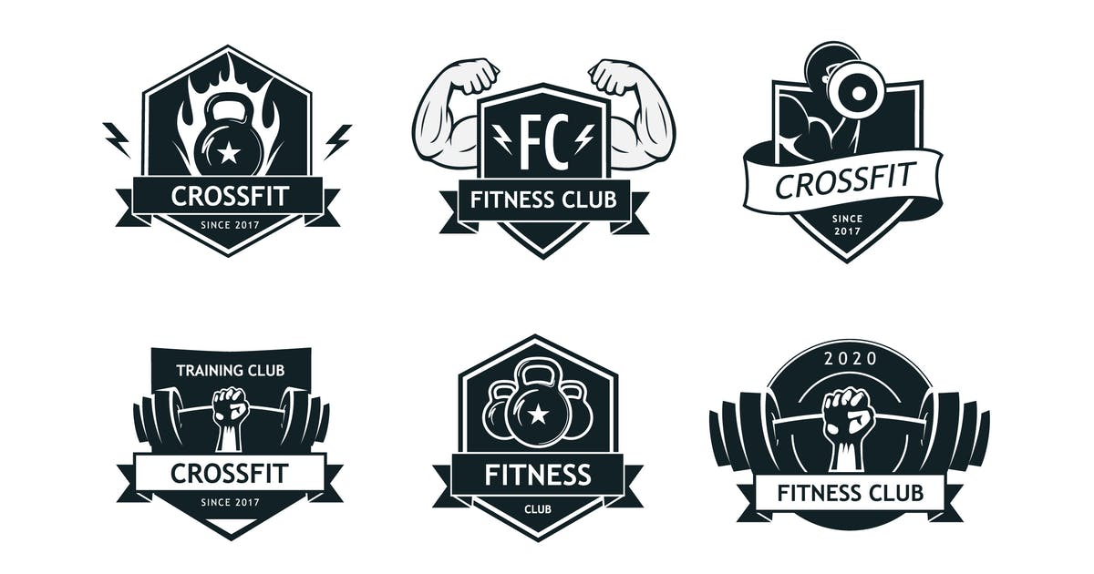 Download Muscle Badges by Jumsoft