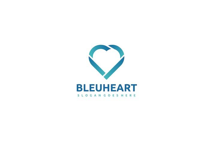 Thumbnail for Blue Heart Logo