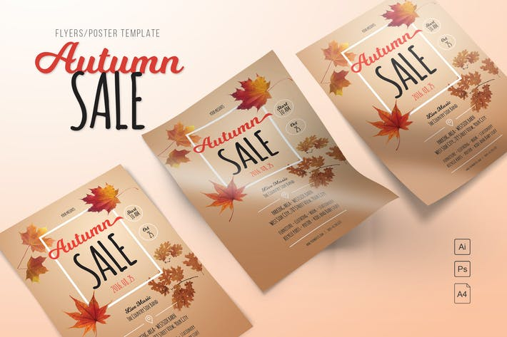 Thumbnail for Autumn Sale