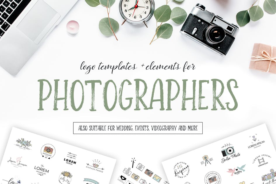 Download Photography Logo Pack by switzergirl