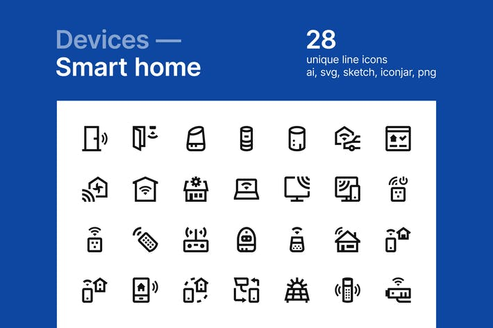 Thumbnail for Smart home devices