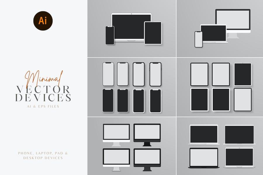 Minimal Vector Devices