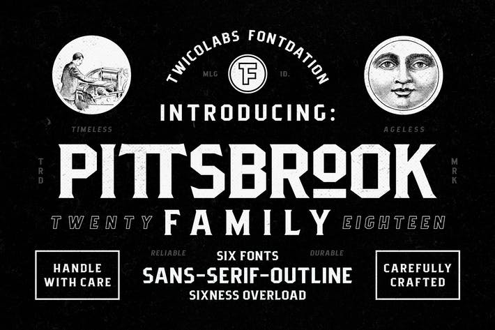 Thumbnail for Pittsbrook Family