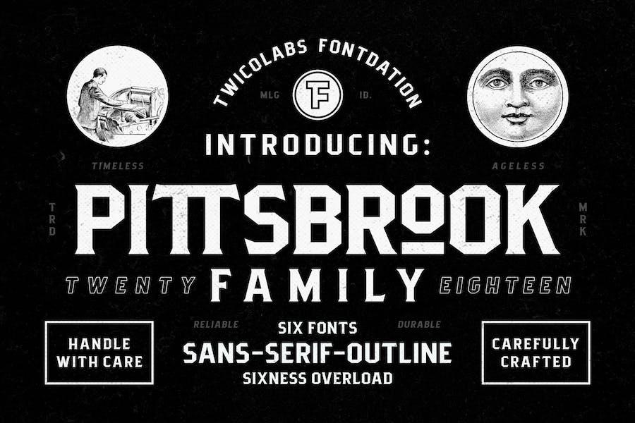 Pittsbrook Family