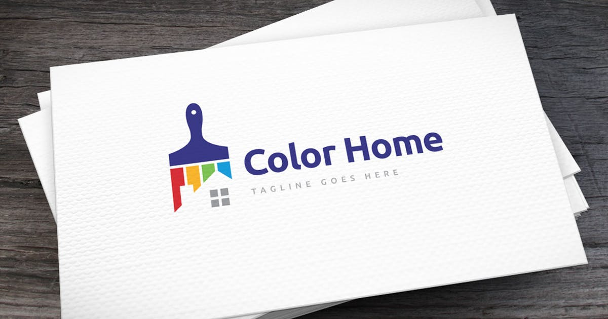 Download Color Home Logo Template by empativo