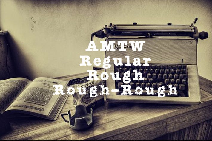Cover Image For AMTW