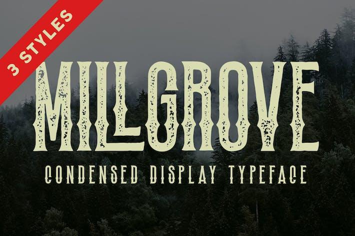 Millgrove - Pantalla condensada