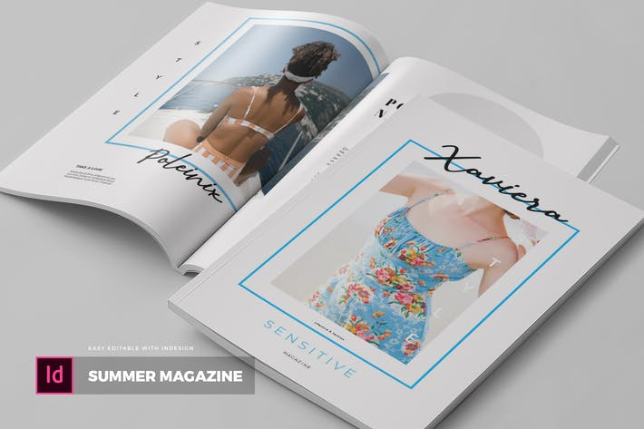 Thumbnail for Summer | Magazine