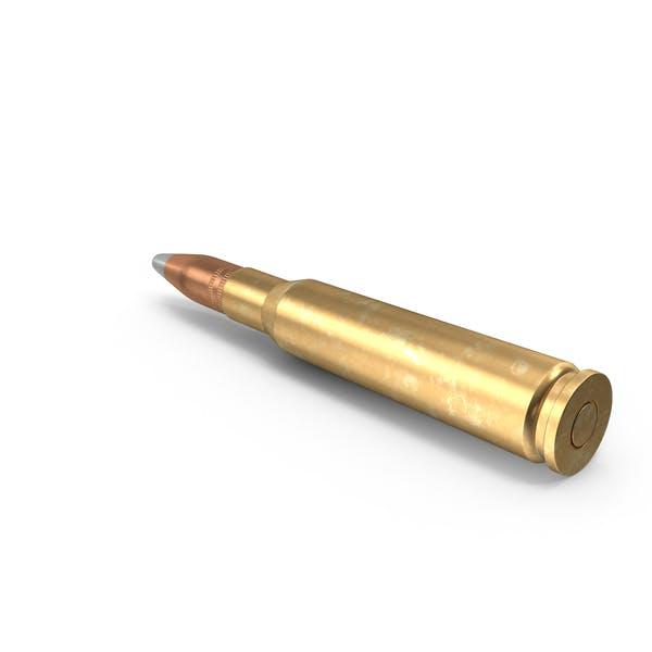 Calibre 50 bala