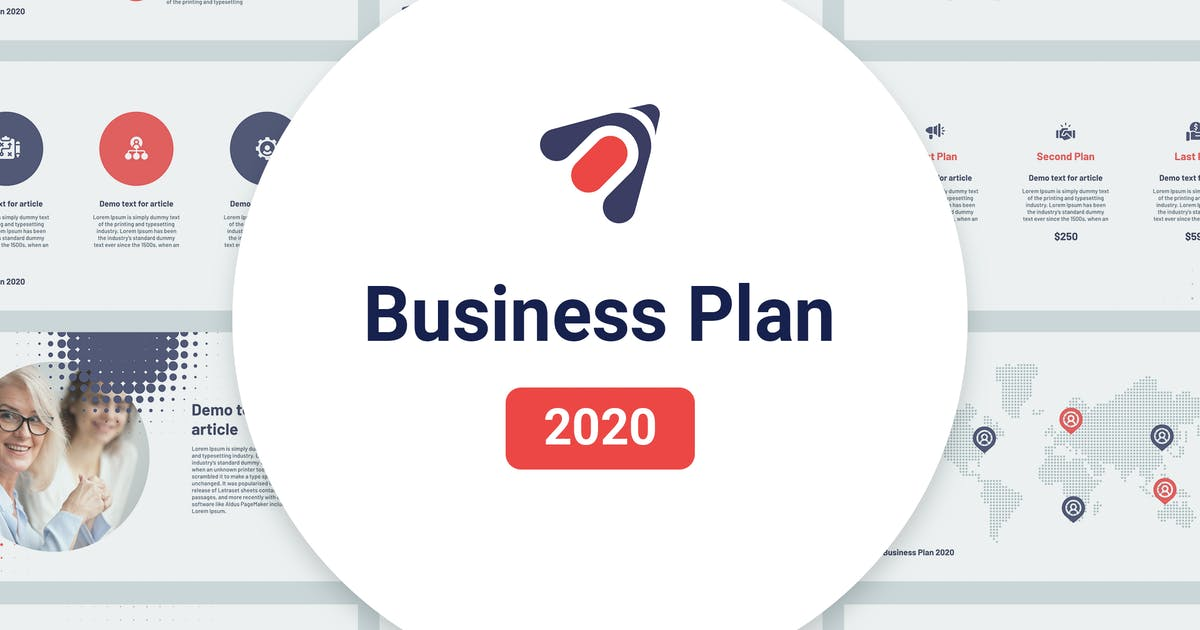 Download Business Plan 2020 for PowerPoint by Site2max