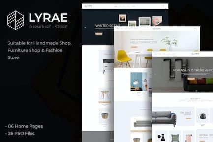 Lyrae - Möbelhaus und Handmade Shop