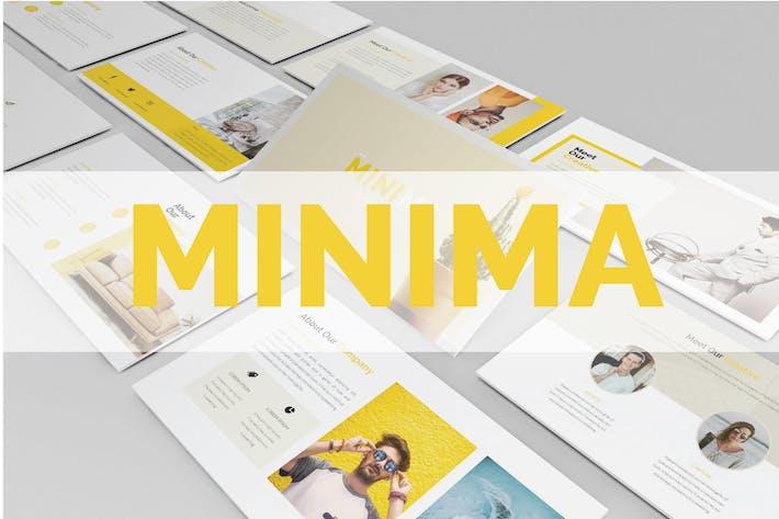 Thumbnail for Minima - Keynote Presentation
