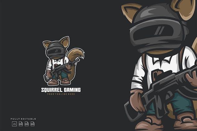 Squirrel Gaming Logo