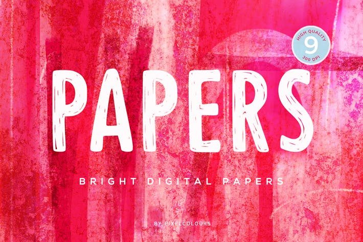 Thumbnail for Bright Digital Papers