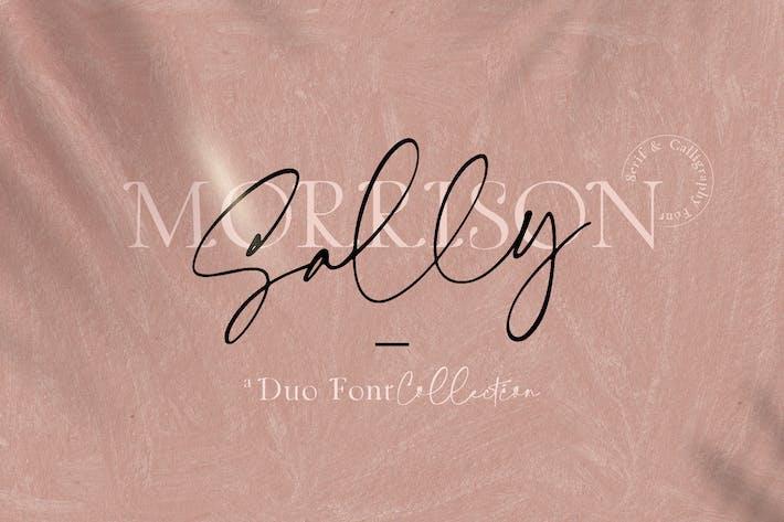 Thumbnail for Sally Morrison