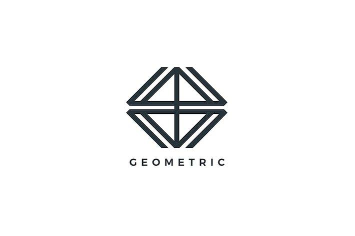 Thumbnail for Geometric Logo Template