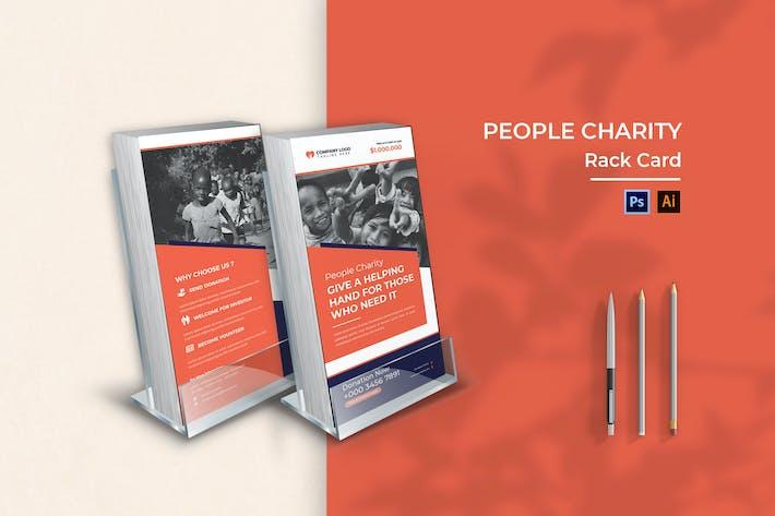 """Broschüre """"Personen-Charity-Rack-K"""