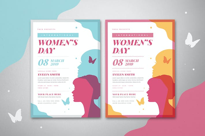 Cover Image For Womens Day Flyer 02