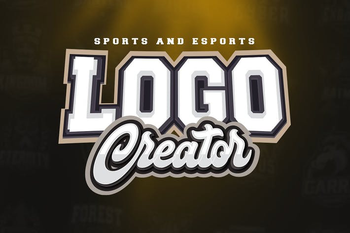 Thumbnail for Sport and Esport Logo Creator