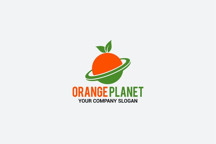 Thumbnail for orange planet