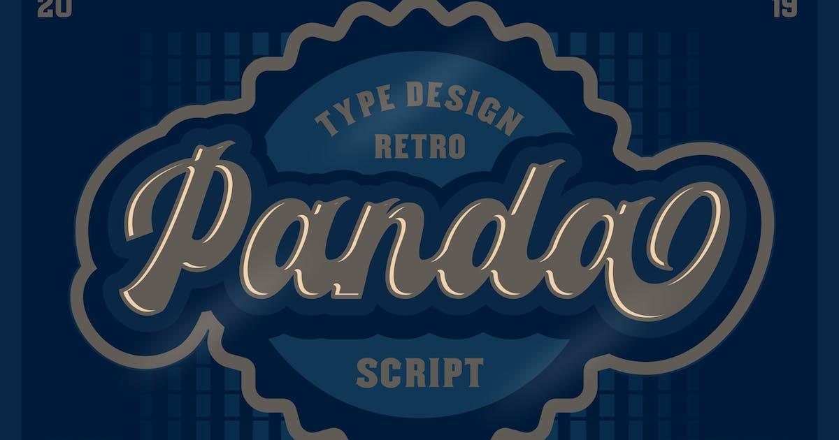 Download Panda Script Font by ovozdigital