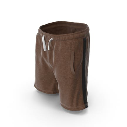 Men's Shorts Brown